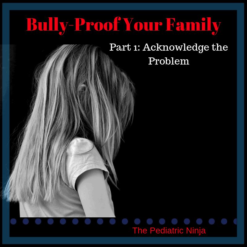 Acknowledge Bullying